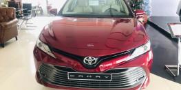 Toyota Camry 2021 Nhập Khẩu Giao Xe Sớm Đủ Màu Hỗ Trợ Góp