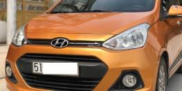 Cần bán i10 nhập khẩu Ấn Độ model 2015, lên Full