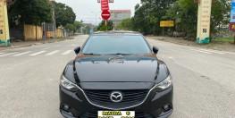Mazda 6 2.0AT cuối 2014, màu đen, 1 chủ