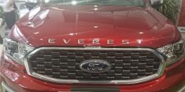Ford Everest 4WD AT Titanium