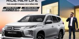 Mitsubishi Pajero Sport 2021 - ƯU đãi ngập tràn