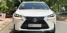 Cần bán Lexus Nx 200T phiên bản Fsport nhập MỸ