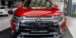 Mitsubishi Outlander - Vững thành công, trọn yêu thuơng