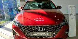 Giá xe Accent AT 2021+Giảm giá ưu đãi+Tặng phụ kiện chính hãng cao cấp.