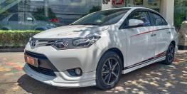 Cần bán Toyota Vios TRD phiên bản thể thao số tự động 2018 chính hãng Toyota Sure