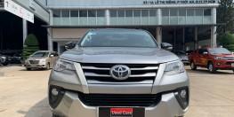 Cần bán xe TOYOTA FORTUNER 2017 máy dầu số sàn 6 cấp, 1 cầu chính hãng Toyota Sure