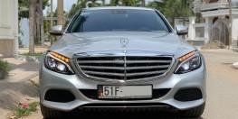 Chính chủ bán xe ĐỨC Mercedes C250 trang bị FULL đồ Đk 2016