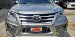 Cần bán xe TOYOTA FORTUNER 2.4G MT 2018 chính hãng Toyota Sure