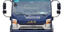 Xe tải JAC 8 Tấn thùng 7m6 giá rẻ tại Tây Ninh