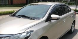 Bán xe Vios E cuối 2015, xe chính chủ cực mới