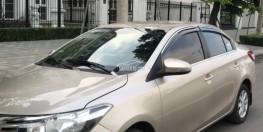 Bán xe VIOS E cuối 2015, xe đẹp CHÍNH CHỦ