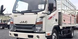 Xe tải JAC 3T4 N350 thùng 4M3, động cơ ISUZU 2.7L 2021