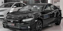 Honda Civic 2021 Ưu đãi thuế trước bạ, tặng gói phụ kiện chính hãng