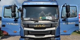 XE JAC A5 NHẠP KHẨU 2021 9T THÙNG BẠT 8M3 GIÁ RẺ