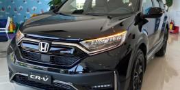 [Ưu đãi tháng 7] Honda CRV Giảm shock 100% thuế trước bạ, tặng gói phụ kiện chính hãng,