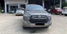 Bán gấp xe TOYOTA INNOVA 2.0E 2018 số sàn xe đẹp đi kĩ chính hãng Toyota Sure