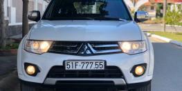 Mitsubishi Pajero sport (máy xăng 3.0L) số Auto mode 2017