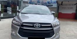 Bán xe TOYOTA INNOVA 2.0G 2019 màu bạc xe đẹp đi kĩ chính hãng Toyota Sure