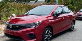 Honda City 2021 giao xe sớm giá cực hấp dẫn nhiều KM, trả trước 164tr nhận xe