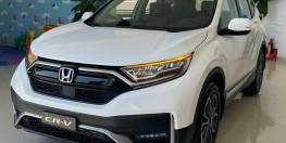 Honda CRV Ưu đãi giảm đến 100% thuế trước bạ- xe giao ngay