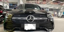 Bán xe Mercedes-Benz GLC 300 lướt 3000 km, sản xuất 2021, màu đen tại Hà Nội