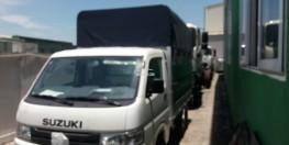 Bán xe Suzuki xe tải 7 tạ rưỡi bao đăng ký