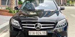 Gia Đình cần bán gấp Mercedes C180 Model 2021