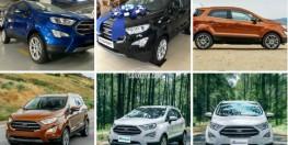 Ford Ecosport 2021 ưu đãi cực hấp dẫn