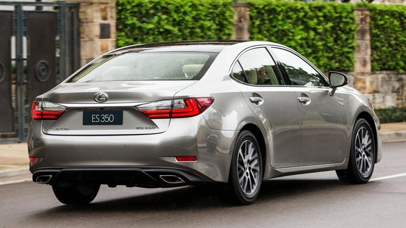 Lexus ES 2017 2