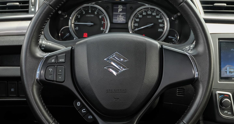 Đánh giá xe Suzuki Ciaz 3