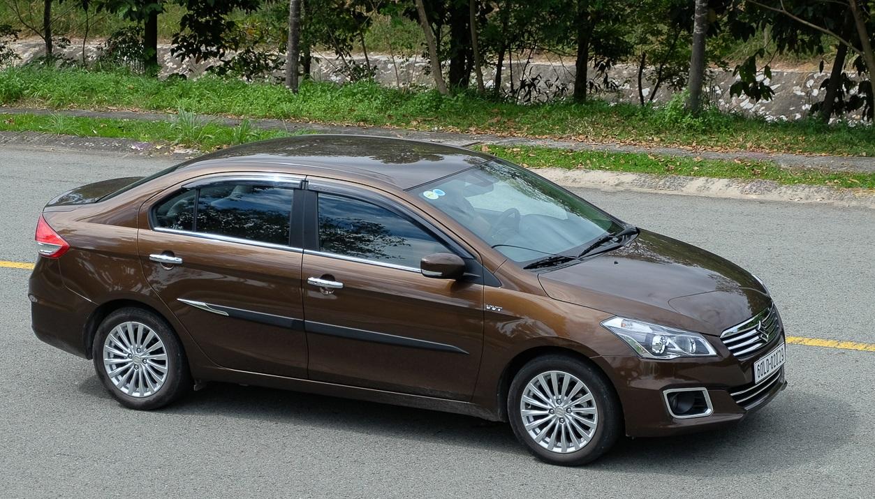 Đánh giá xe Suzuki Ciaz