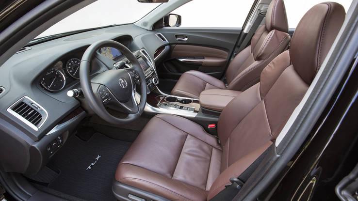 Acura TLX 2017 5