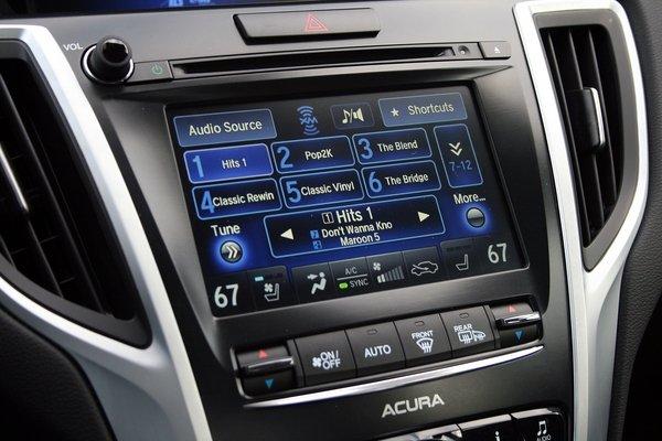 Acura TLX 2017 6