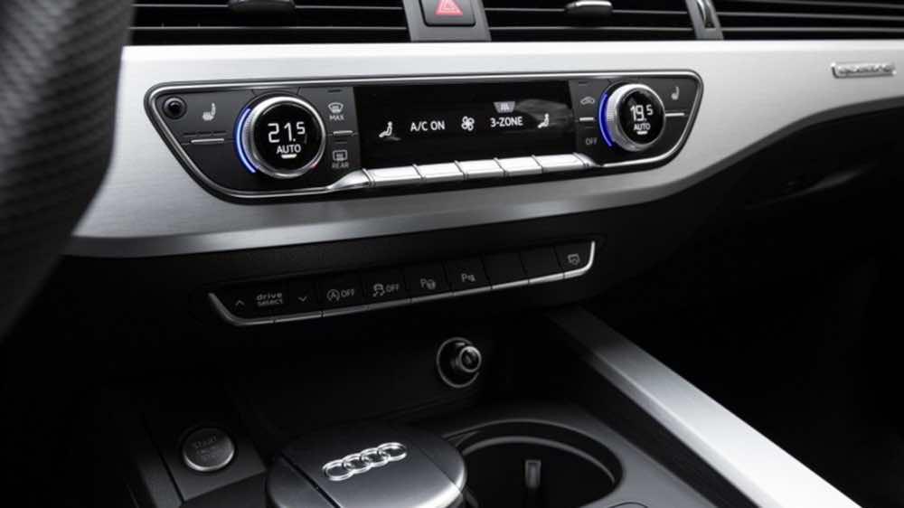 Audi A4 2017 4