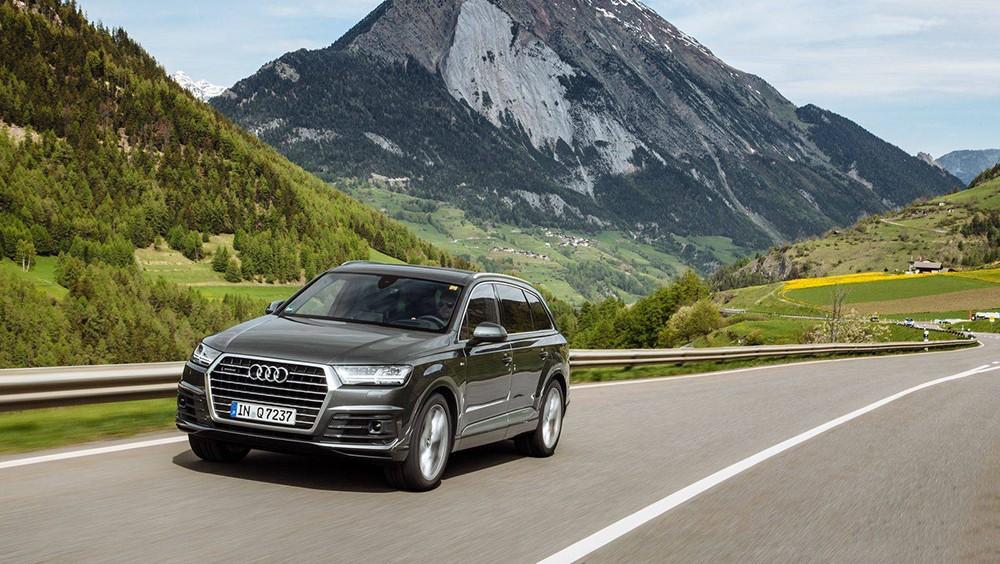 Audi Q7 2016 11