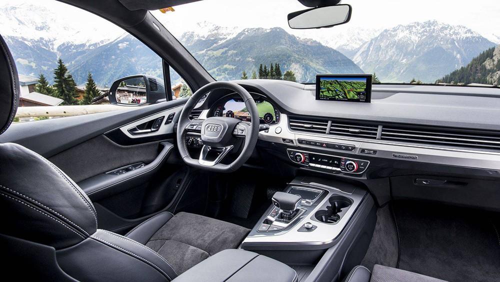 Audi Q7 2016 8