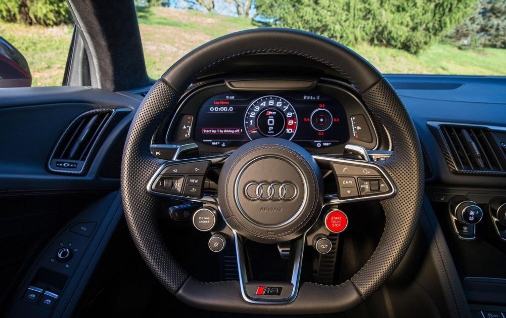 Audi R8 2017 5