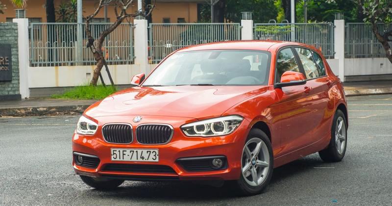 BMW 118i 2016 1