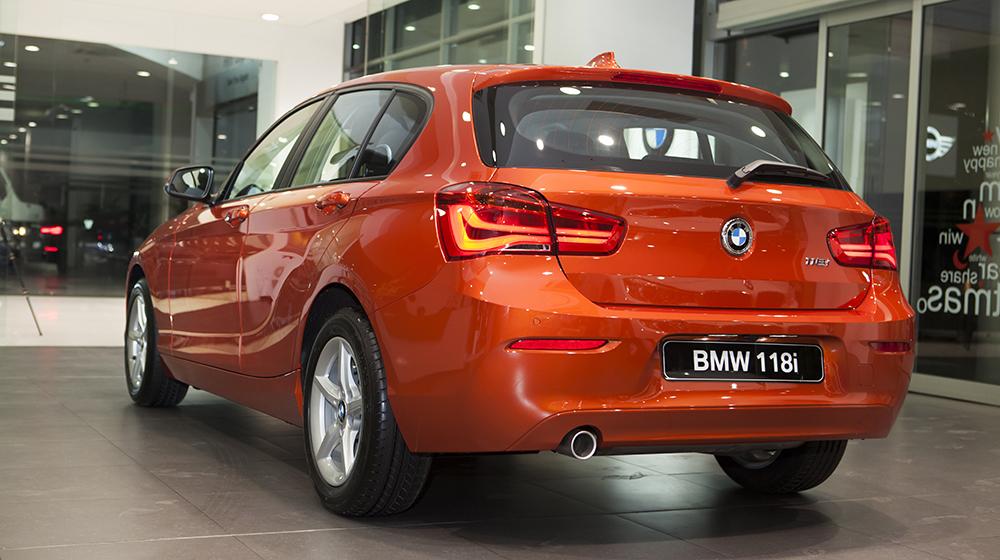 BMW 118i 2016 3