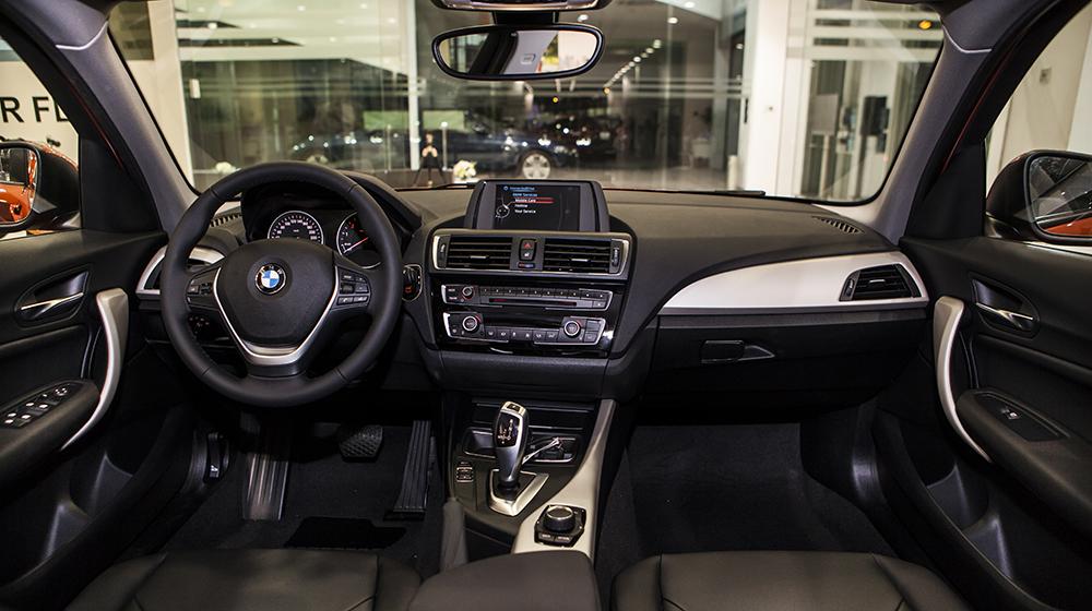 BMW 118i 2016 4
