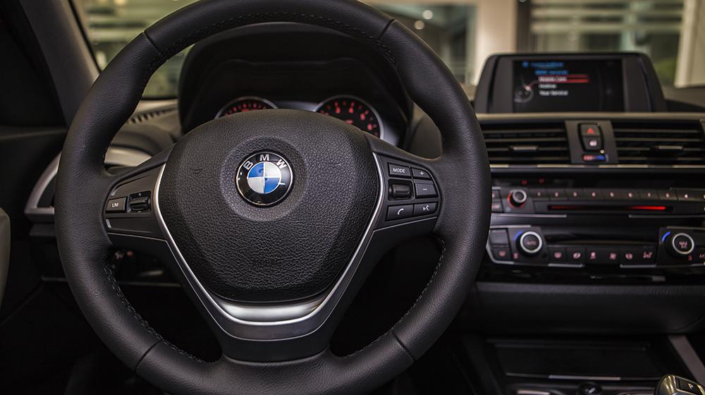 BMW 118i 2016 5