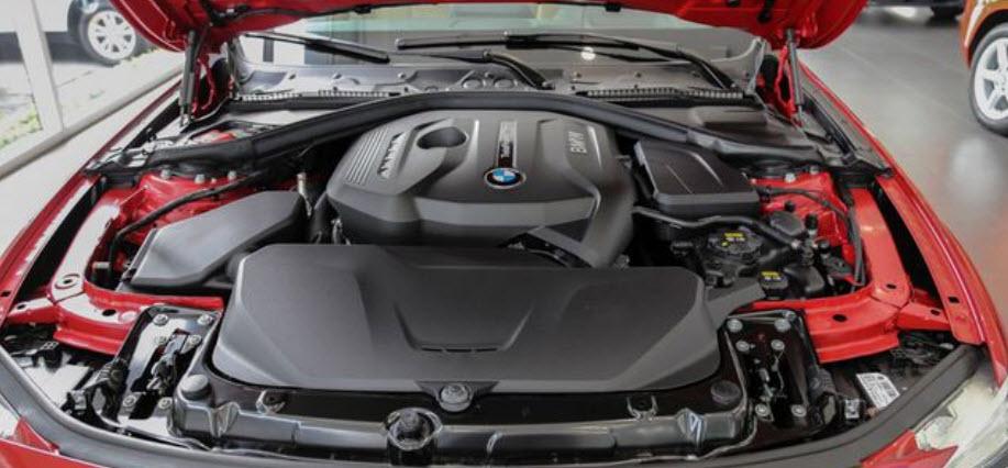 BMW 320i 2017 18