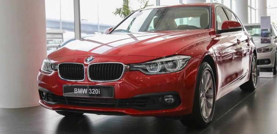 BMW 320i 2017 2