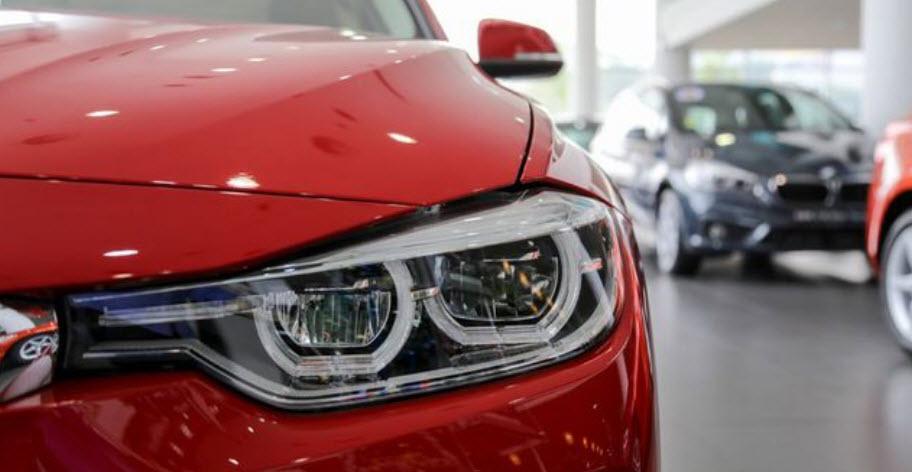 BMW 320i 2017 5