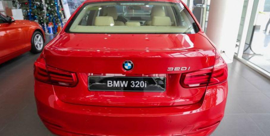 BMW 320i 2017 9