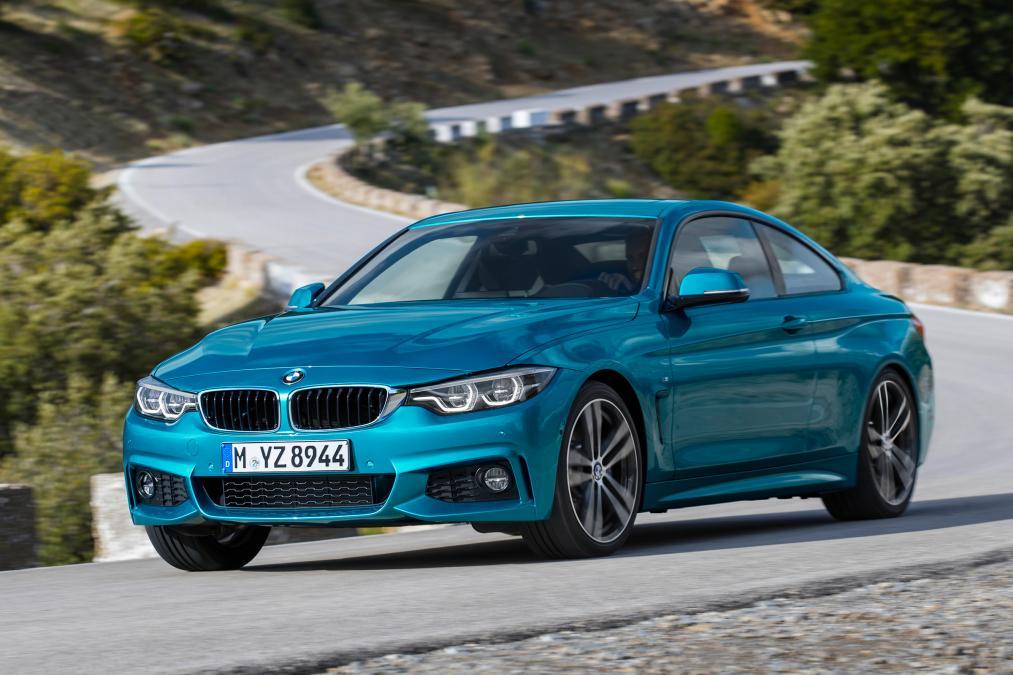 BMW 4-Series 2017 9