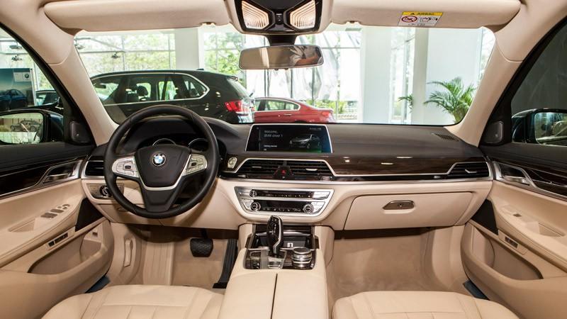 BMW 730Li 5