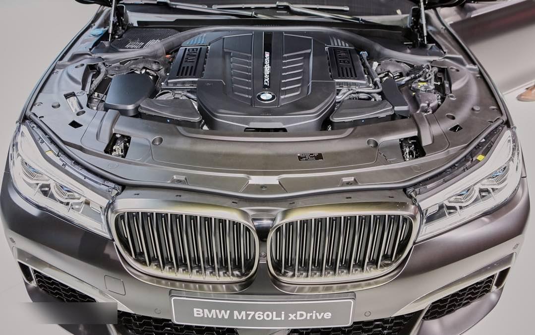 BMW M760Li xDrive 2017 3