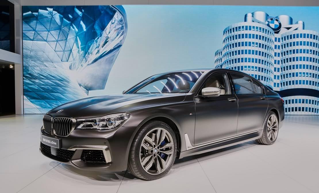 BMW M760Li xDrive 2017 5