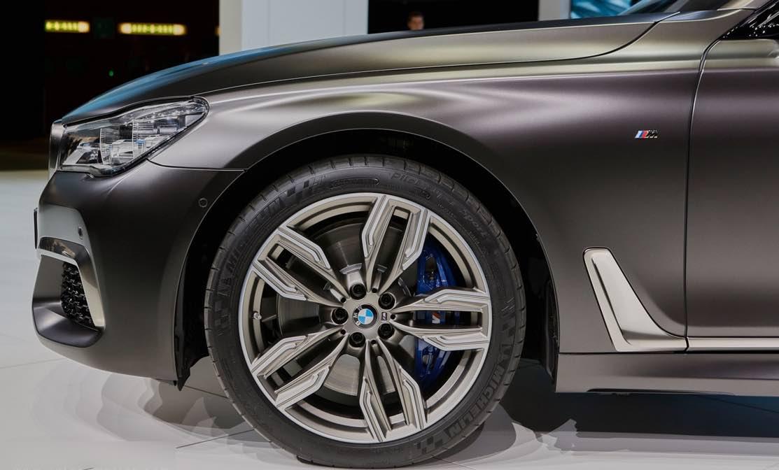BMW M760Li xDrive 2017 8
